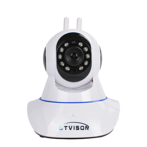 2018 hot promotion products personalized p2p wifi ip camera 2 antenna wireless YYp2p small ip camera