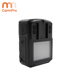 High quality police security body worn video camera