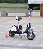 Cheap Price 38cc Gas Standing Scooter with Pedals