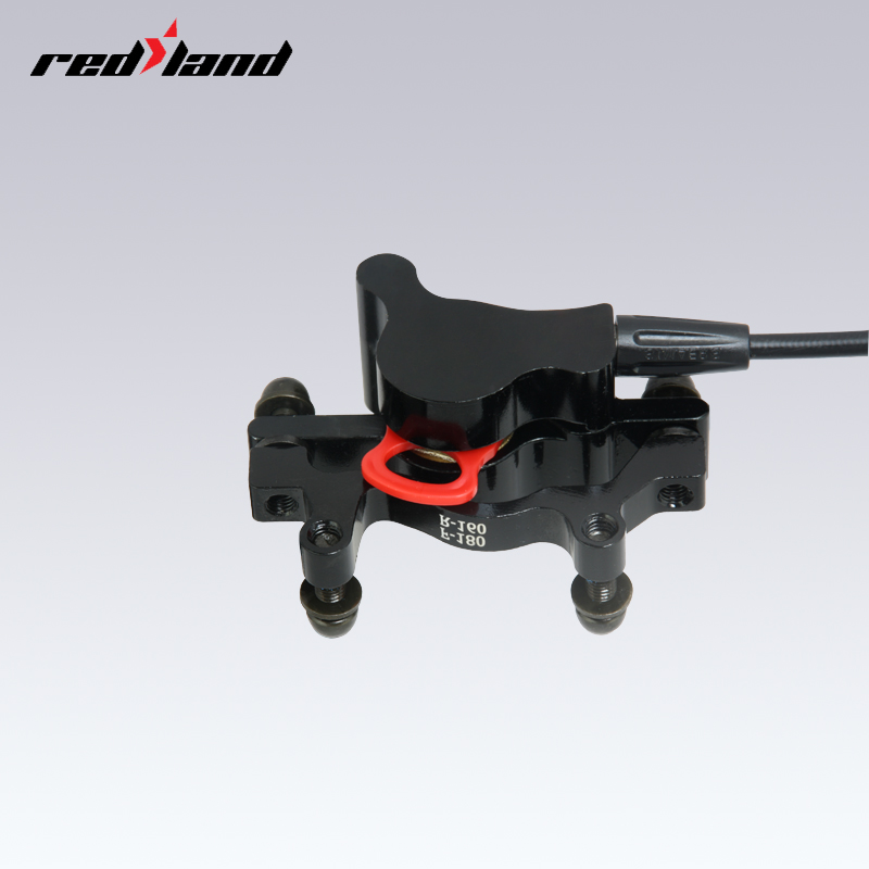 mountain bike electric Fold road bicycle parts alloy hydraulic disc brakemountain