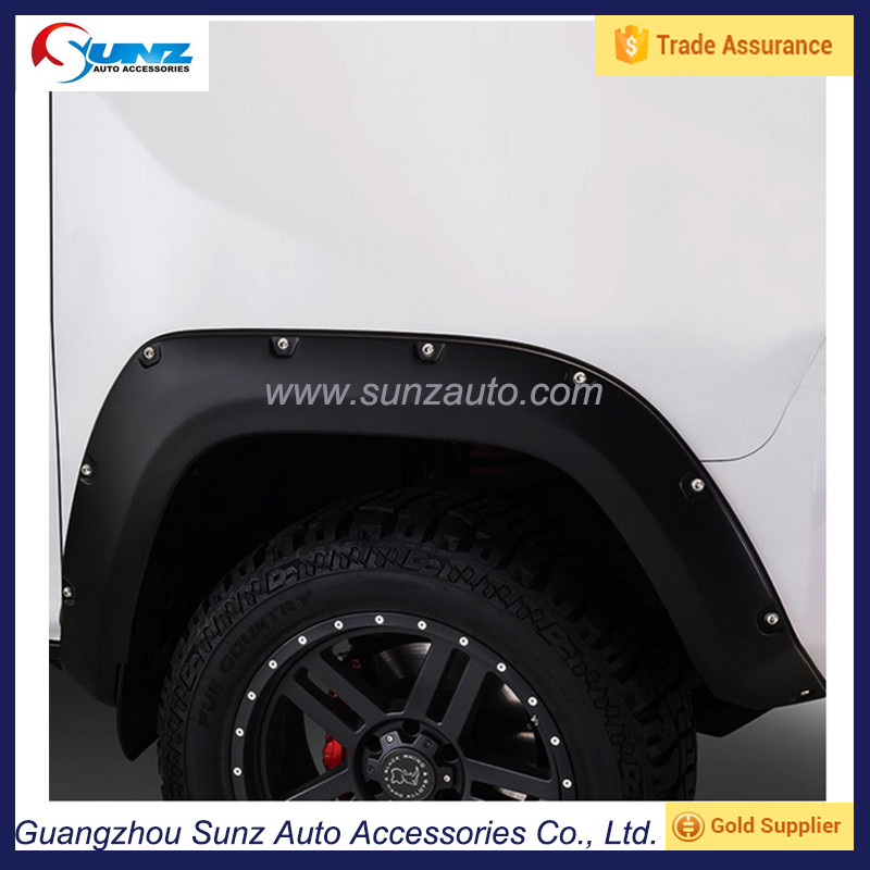 Fender Flares For Vw Accessories Black Mudguard For Volkswagen ...