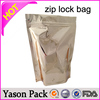 Yason puzzle storage reusable zipper lock bags ziplock bag with custom design fishing bait ziplock bag
