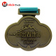 Cheap custom die cast finisher metal medal challenge sport medal