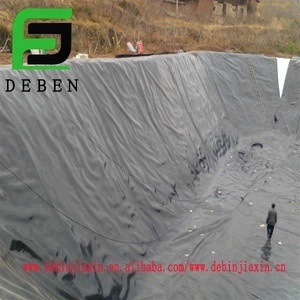 Geomembranes Type EVA,HDPE,LLDPE,PVC,LDPE Material HDPE Geomembrane For Lake Liners