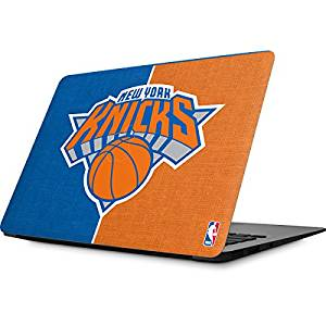 NBA New York Knicks MacBook Air 13.3 (2010/2013) Skin - New York Knicks Canvas Vinyl Decal Skin For Your MacBook Air 13.3 (2010/2013)