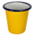 Enamelware carbon steel metal printing decal camping enamel mug tumbler cups with rolled black rim