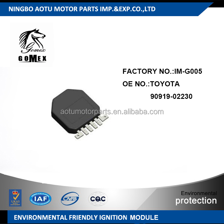 High Quality Auto Ignition Module for TOYOTA 90919-02230
