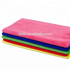 SGS Certification Classical Microfiber 80%Polyester+20% Polyamide Kitchen Microfiber Cleaning Cloth/Rag