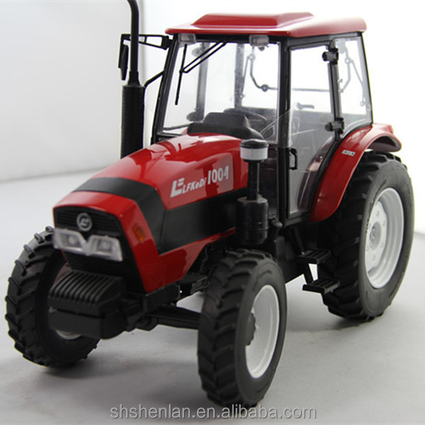 1 18 die cast alloy tractor scale model