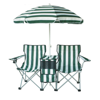 Surprising Metal Material Double Seat Folding Camping Chair With Umbrella Outdoor Folding Double Beach Chair Buy Double Beach Chair Chair With Umbrella Folding Unemploymentrelief Wooden Chair Designs For Living Room Unemploymentrelieforg