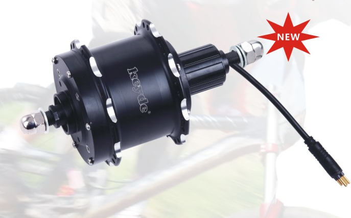 110mm rear bicycle electric motor/250w disc brake motor with controller  inside, View electric bicycle motor, keyde Product Details from Zhejiang