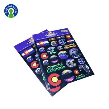 A Paper Gsm Waterproof Stickers Packaging Boxes Custom Vinyl - Custom vinyl stickers waterproof