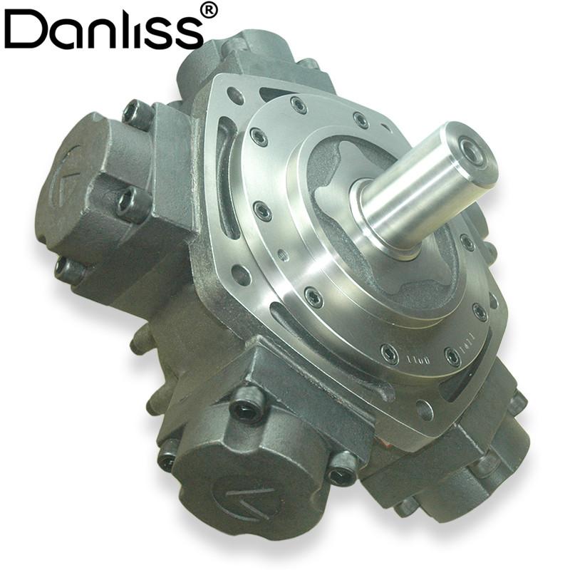 NHM 11 - 800 radial piston hydraulic motor five star hydraulic motor
