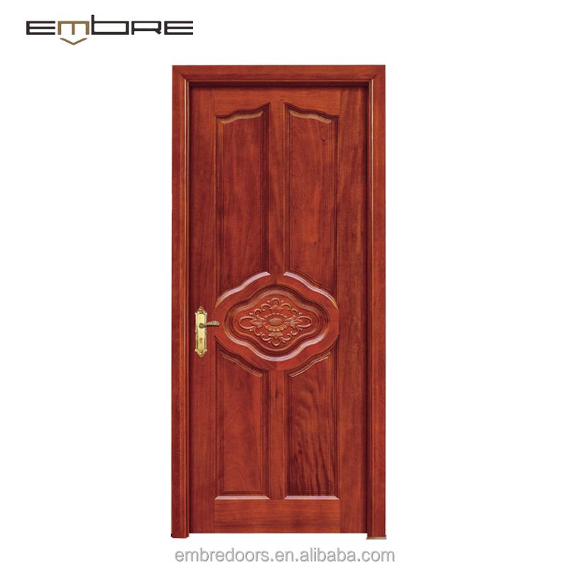 Teak Wood Main Door Models With Wooden Single Main Door Design - Buy Wooden  Single Main Door Design,Teak Wood Main Door Models,Best Wood Door Design