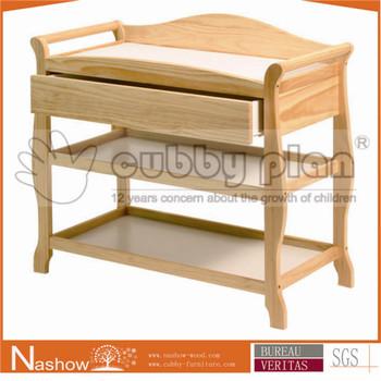 Nursery Bedroom Wooden Baby