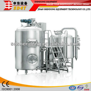 Wort heat exchanger, beer cooling system, beer brewing system