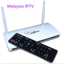 Quad core Android TV BOX C919 WITH 160 Japanese Local Channels TBS BS NHK  Tokyo J-sports Japanese IPTV APK Free Test