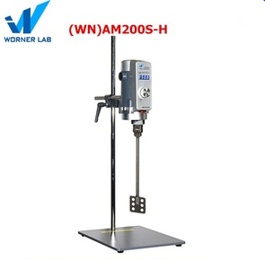 Electric Stirrer Laboratory Powerful Digital Mixer Precision Force Constant Speed Electric mixer