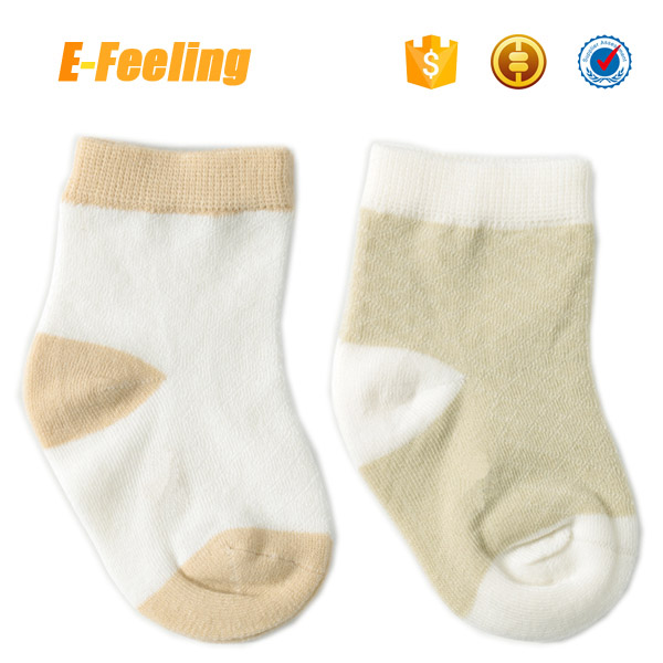 2016 Fashion Baby 100% Cotton Socks/ 100% Cotton Kids Ankle Socks