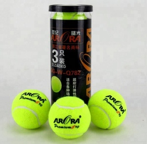 Good Quality ITF Professional Champion Use Cricket Tennis Ball