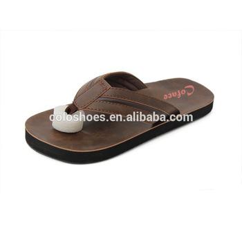 945ce2f61 High-end Men Leather Arabic Sandals