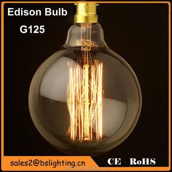 Big Size Edison Bulb Lamp China Supplier/edison Lighting Bulbs ...