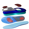 Comfort PU gel insole Excellent Shock Absorption and Cushioning for Feet Relief use for daily life