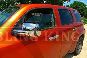 Get Quotations · 2006-2011 Chevy HHR Chrome Door Handle Mirror Cover Trim Kit & Cheap Hhr Door Handle find Hhr Door Handle deals on line at Alibaba.com