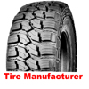 Tire Manufacturer 225/75R16 mud terrain tire