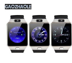 OEM Manufacturing MTK6261 Mobile Watch Phones cheap Step motion meter TFT smart watch q18 gt08 aw08 u8 dz09