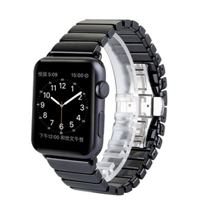 Ceramic Bracelet Watch Band Smart Watch Band for Apple watch 38/42mm