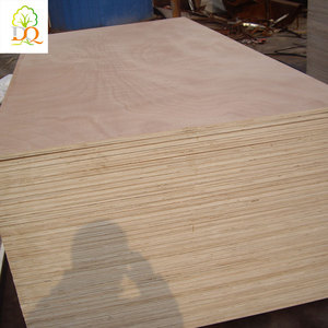 1220x2440mm glued laminated wood thin commercial plywood suppliers