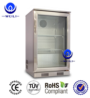 Beer/drink/water bar refrigerator/bar chiller/bar fridge