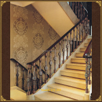 Ornamental wrought iron staircase railings for selling