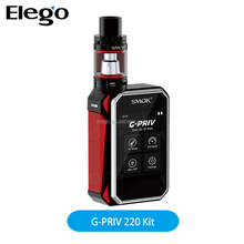 G-PRIV 220 Kit /220W Output Power Smok G priv Mod from Elego