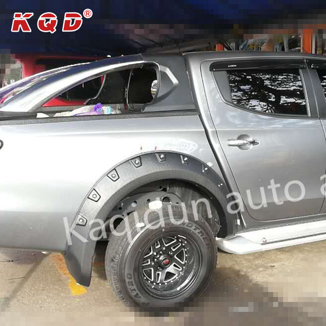 Source Off-Road fender flares parts wheel arch fender flare