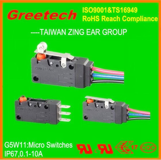 Greetech micro switch cross reference, trade assurance product, zing ear micro switch