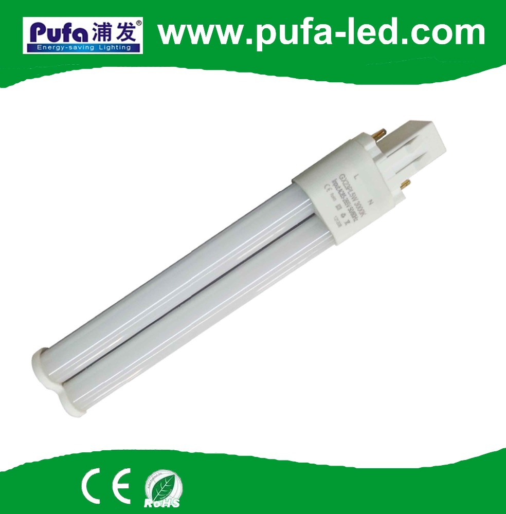 shenzhen pufa led lights company 12w gx23 led cfl replacement bulb