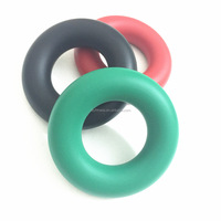 3pcs Set Hand Exerciser Silicone Rubber Hand Grip