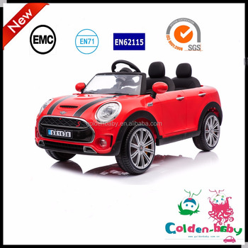 2017 Mini Car For Kids Ride On Electric Car - Buy Battery Car,2017 Newest  Licensed Ride On Mini Cooper Paceman Car,Ride On Car Product on Alibaba com