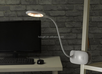 Huazeng Lampe De Table Sans Fil Rechargeable Led Lumiere De Livre De