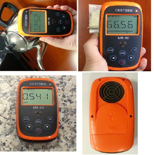 Small size of radiation meter for sale, alpha, beta, gamma ray radiation Detector/Tester