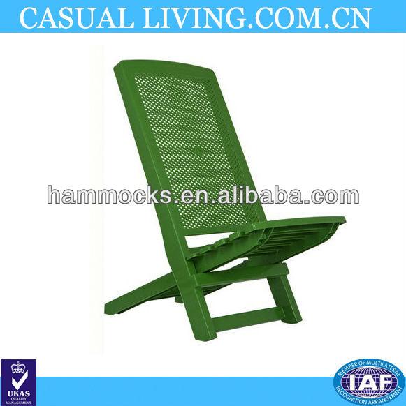 longue pliante chaise de plage en plastique compact. Black Bedroom Furniture Sets. Home Design Ideas