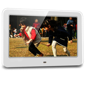7 inch portable digital photo viewer