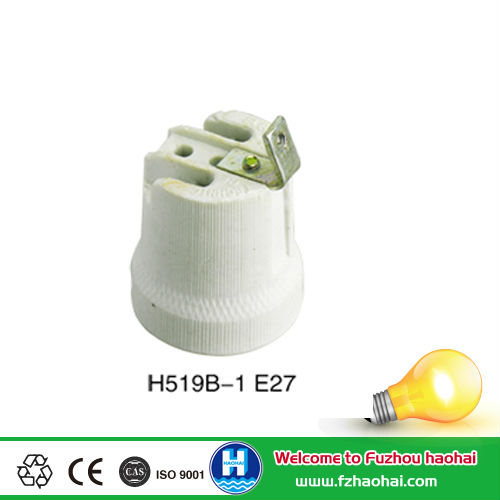 lampholder for fluorescent lamp