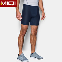 Hot Selling 4 Stretch High Cut Elastic Band Spandex Shorts Men
