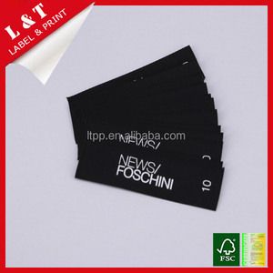 LTPP quality guaranteed printed main label for outfits