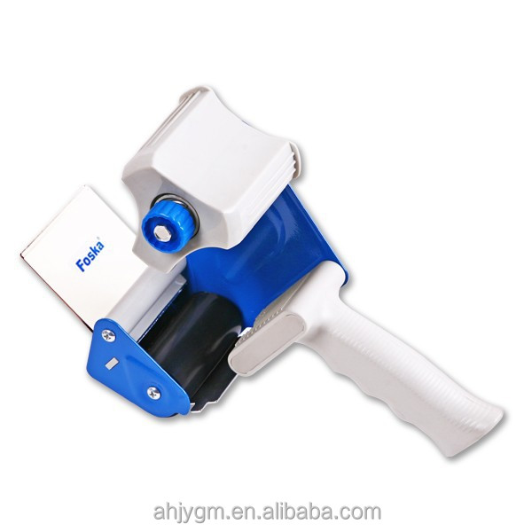 Hand Held Manual Plastic Carton Packing Tape Dispenser