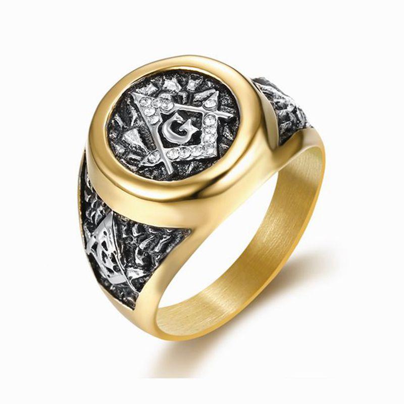d4aaf4d11deb Venta al por mayor los hombres anillo de cristal-Compre online los ...