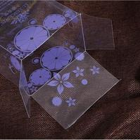 PVC/PE/PP Plastic Wine Packaging Boxes With Customized Packaging Clear Plastic Box For Baby Products